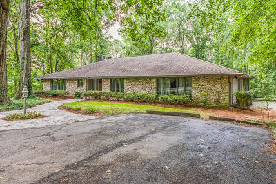 Knoxville Single Family Home For Sale: 1415 Cherokee Blvd