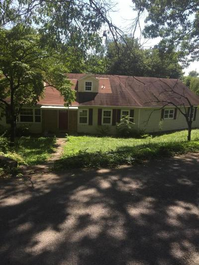 New Tazewell TN Single Family Home For Sale: $124,900