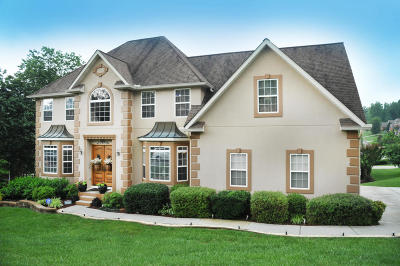 Powell Single Family Home For Sale: 8126 Timberstone Lane
