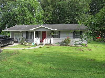 Oliver Springs Single Family Home For Sale: 619 Sleepy Hollow Rd