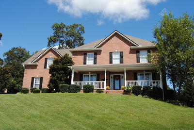 Knoxville Single Family Home For Sale: 8072 Leclay Drive