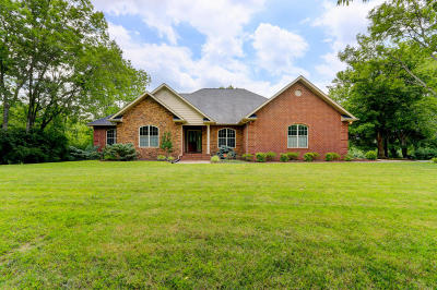 Knoxville Single Family Home For Sale: 2514 Harris Rd
