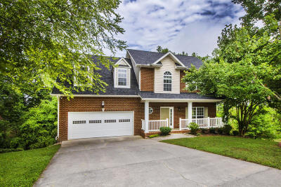 Knoxville Single Family Home For Sale: 12513 Dudley Station Lane