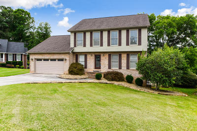 Maryville Single Family Home For Sale: 869 Somerset Drive
