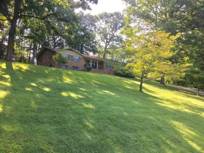 Tazewell TN Single Family Home For Sale: $167,500