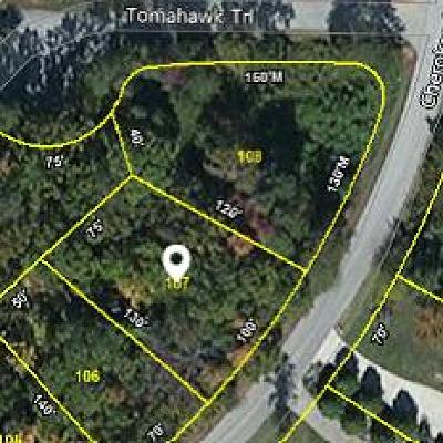 Residential Lots & Land For Sale: Cherokee Drive