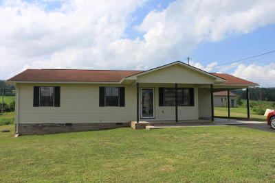 Tazewell TN Single Family Home For Sale: $106,000
