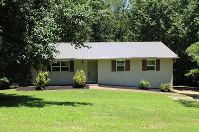 Blount County, Loudon County, Monroe County Single Family Home For Sale: 2250 Mountain View Rd