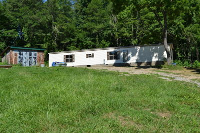 Tazewell Single Family Home For Sale: Upper Caney Valley Rd