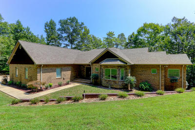 Sharps Chapel TN Single Family Home Pending - Continue To Show - F: $850,000