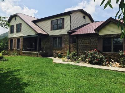 Speedwell TN Single Family Home For Sale: $199,500