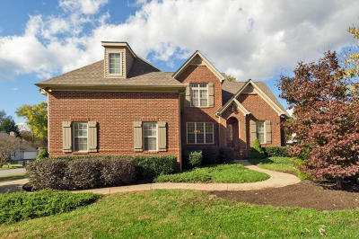 Knoxville TN Single Family Home Sold: $380,000