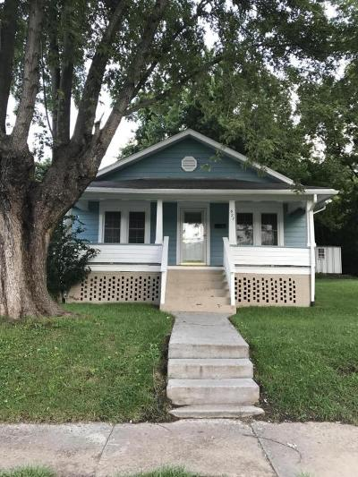 Middlesboro TN Single Family Home For Sale: $115,900