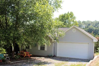 Madisonville Single Family Home For Sale: 724 Scenic River Rd