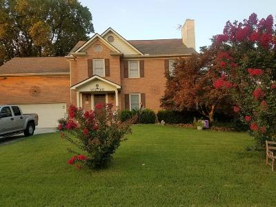 Knoxville Single Family Home For Sale: 1412 Bayhill Ridge Lane