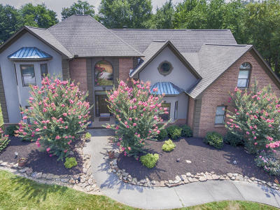 Knoxville Single Family Home For Sale: 12108 Southwick Circle