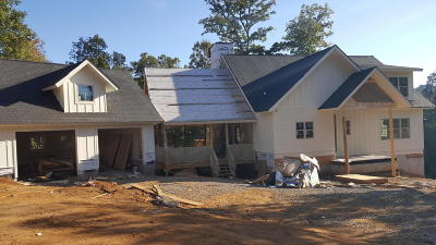 Knoxville Single Family Home For Sale: 1720 Garland Rd