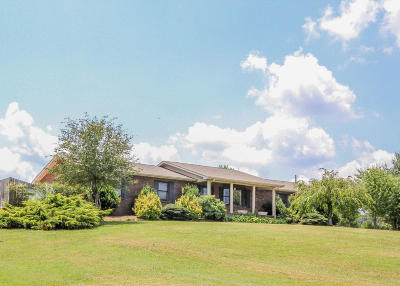 Madisonville Single Family Home For Sale: 586 Mason Rd