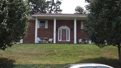 Tazewell Single Family Home For Sale: 336 Bello Rd.