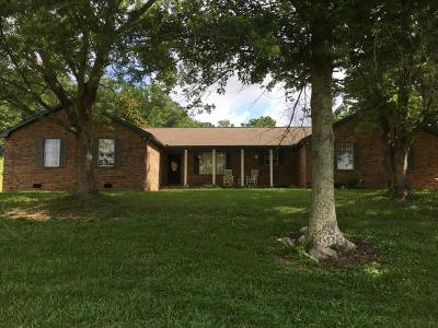 Union County Single Family Home For Sale: 353 Hubbs Grove Rd