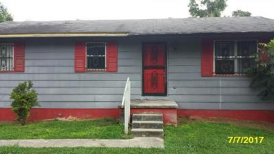 Knoxville Single Family Home For Sale: 2569 Brooks Ave