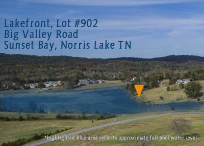 Union County Residential Lots & Land For Sale: Lot 902 Big Valley Rd
