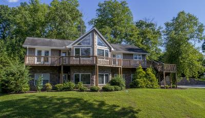 Tazewell Single Family Home For Sale: 115 Cove Court