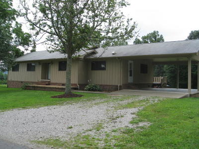 Oliver Springs Single Family Home For Sale: 103 Duncan Woods Road Rd