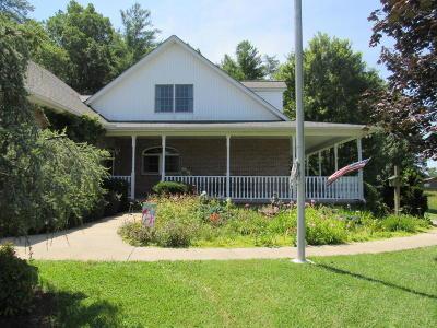 Oliver Springs Single Family Home For Sale: 128 Guy Jones Road Rd
