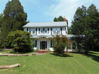 Loudon Single Family Home For Sale: 1535 Grove St