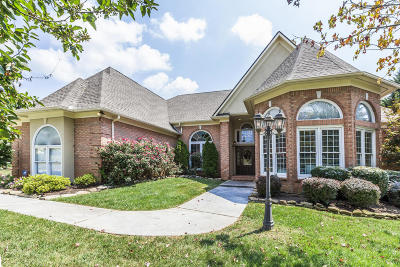 Knoxville Single Family Home For Sale: 804 Brixworth Blvd
