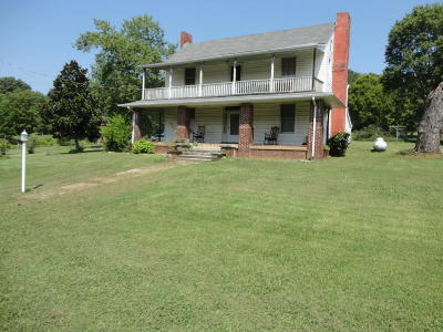 Knoxville Single Family Home For Sale: 8735 Millertown Pike