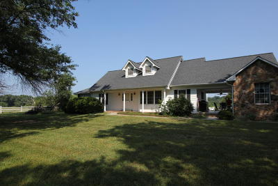 Greenback Single Family Home For Sale: 902 Rudd Road Rd