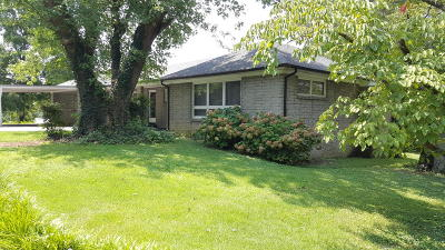 Oliver Springs Single Family Home For Sale: 533 First Norway Lane