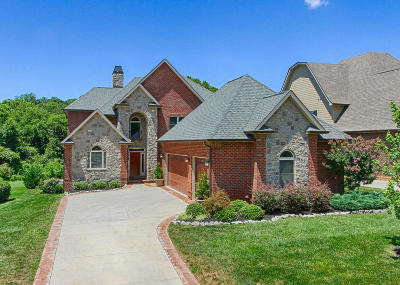 Knoxville Single Family Home For Sale: 12150 Inglecrest Lane