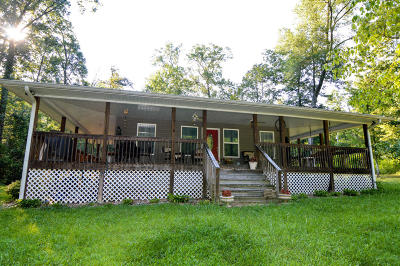 Single Family Home For Sale: 102 Helton Vojkofsky Rd