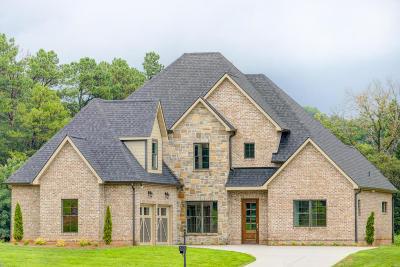 Knoxville Single Family Home For Sale: 728 Split Rail Lane