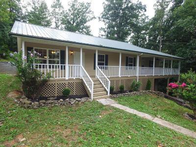 Jacksboro Single Family Home For Sale: 142 Posey Lane