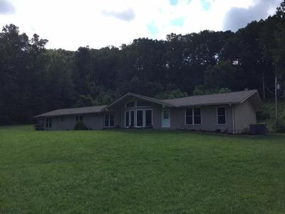 Anderson County Single Family Home For Sale: 1995 E Wolf Valley Rd