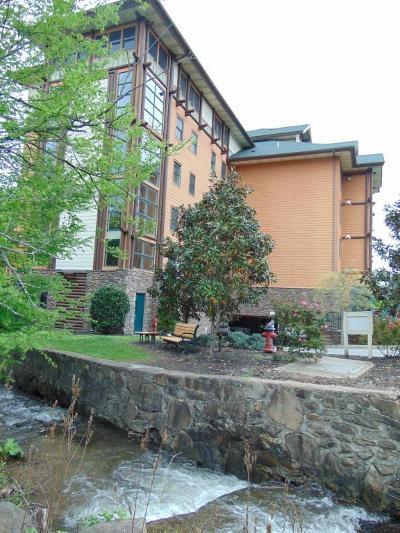 Gatlinburg Condo/Townhouse For Sale: 215 Woliss Lane #313