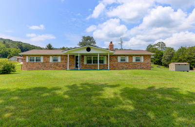 Single Family Home For Sale: 5625 Lone Mountain Rd