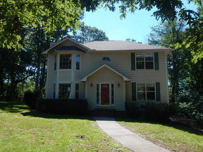 Morristown Single Family Home For Sale: 908 Woodway Drive