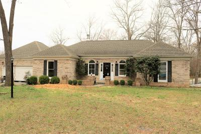 Single Family Home For Sale: 200 Anglewood Drive