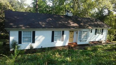 Oak Ridge Single Family Home For Sale: 104 Pickwick Lane