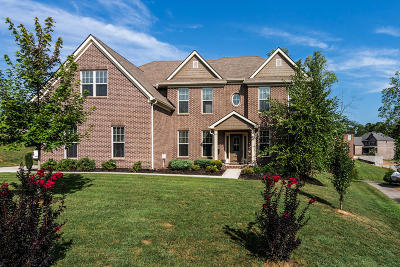Knoxville Single Family Home For Sale: 12505 Thistledown Lane