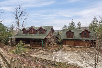 Meigs County, Rhea County, Roane County Single Family Home For Sale: 114 Turkey Ridge