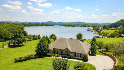 Friendsville Single Family Home For Sale: 648 Watershaw Drive