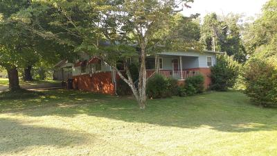 Oak Ridge Single Family Home For Sale: 106 Tabor Rd