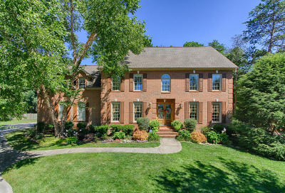 Knoxville Single Family Home For Sale: 11400 Bancroft Lane
