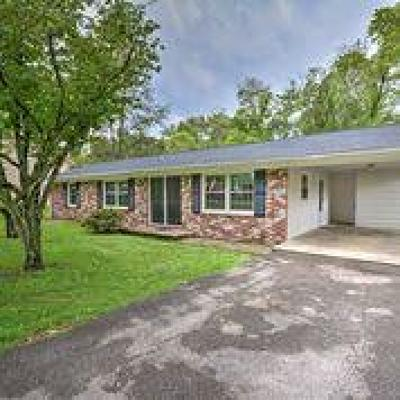 Oak Ridge Single Family Home For Sale: 102 Colgate Rd